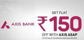 150 rs discount on bms ticket booking