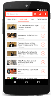 SnapTube – YouTube Downloader HD Video Final v4.55.0.4552910 Premium APK is Here !