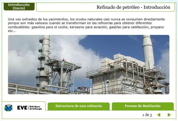 REFINADO DE PETRÓLEO