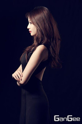 Jiyeon T-ara GanGee March 2016