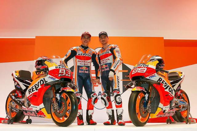 Marc Marquez Siap Kejar Rekor Lorenzo Di Balapan MotoGP Prancis