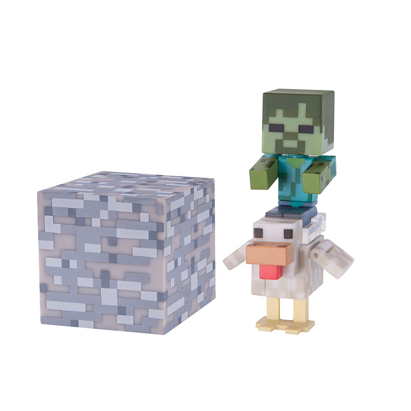 Minecraft Series 3 Overworld Minecraft Merch