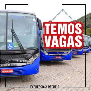 VAGA PARA MOTORISTA RIO DE JANEIRO