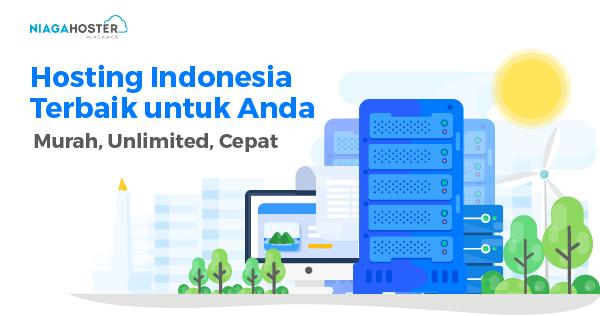 Niagahoster Hosting Indonesia Terbaik