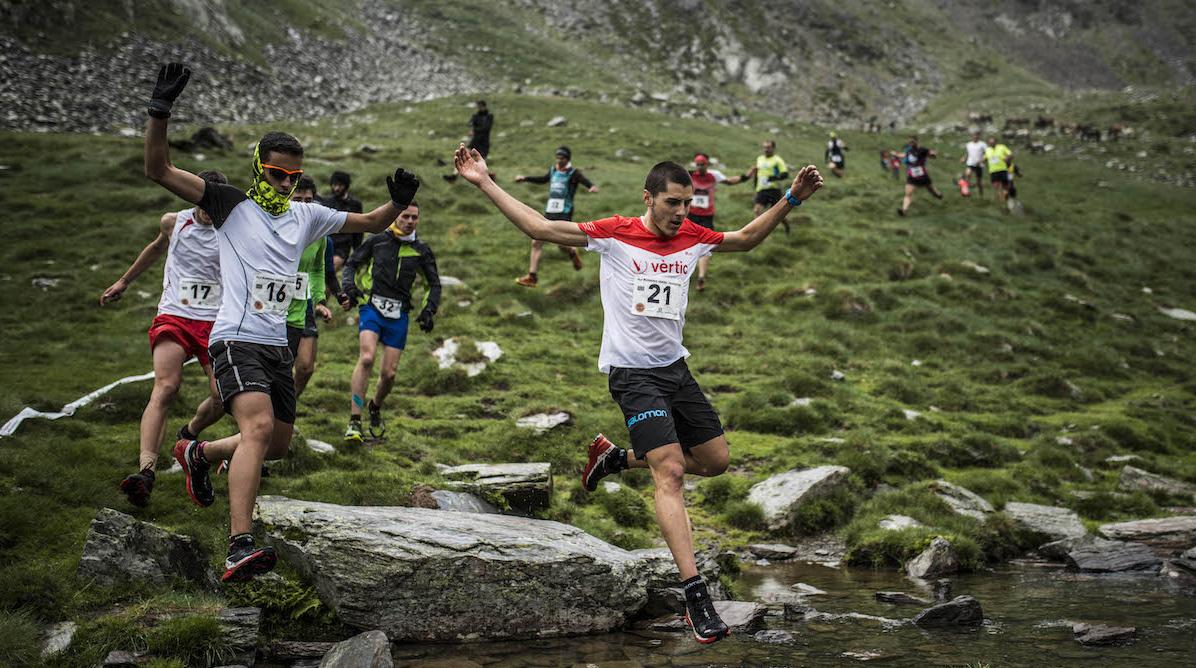 Fly Running Series Tavascan - Josep Roset