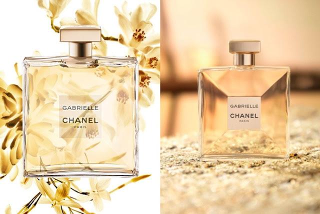 Chanel Gabrielle - oficjalne fotografie perfum