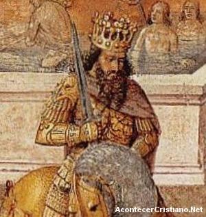 Exposición del rey Herodes en museo
