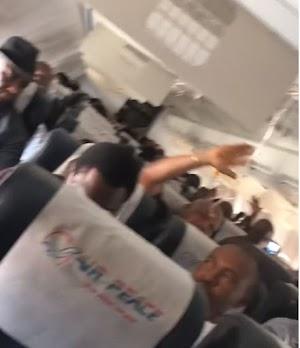 Woman Shares Scary Testimony During Flight To Enugu As Plane Nearly Crashed (Photos)