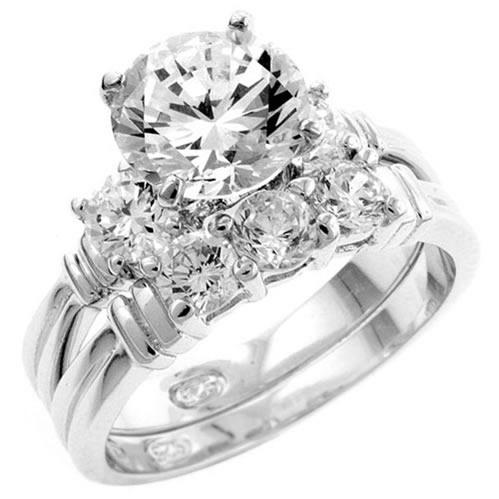 Diamond Wedding Rings Under
