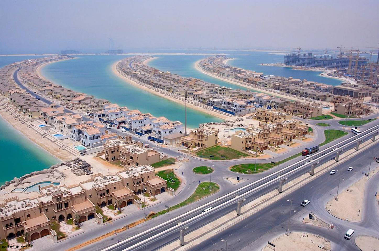 1001Places: Palm Jumeirah, Dubai Latest Pictures Part 1