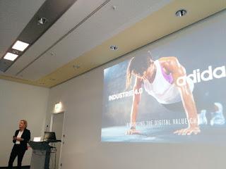 Eulalia Nadal von Adidas auf der next IT Con