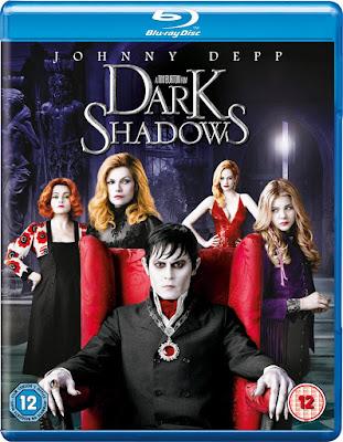 Dark Shadows 2012 BD25 Spanish