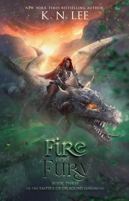 Fire and Fury Cover Reveal!