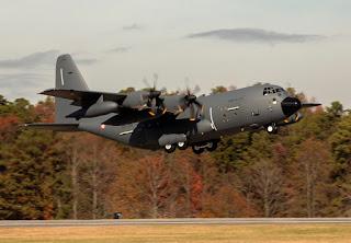 KC-130J Super Hercules Angkatan Udara Perancis
