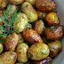 Cartofi noi la ceaun cu marar si usturoi