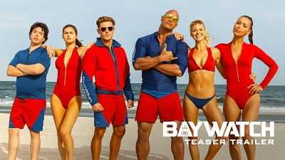 Baywatch 2017 720p Hindi - Tamil -Telugu - Hindi - Eng BluRay
