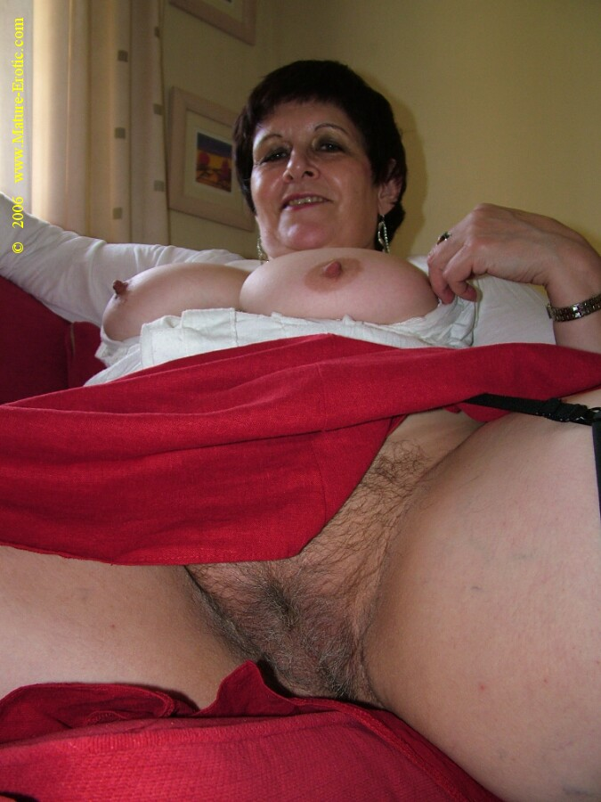 Mature erotic women