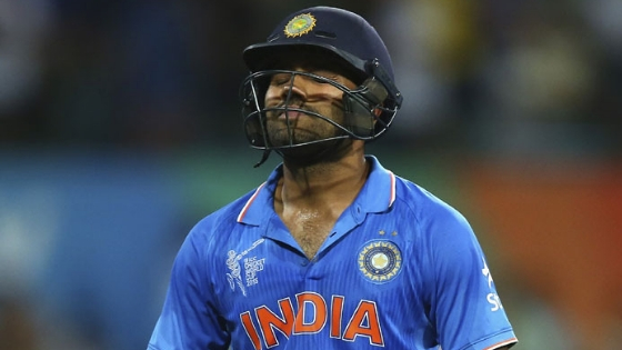 रोहित शर्मा के वर्तमान फॉर्म से, भारतीय टीम चिंतित.....