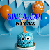 GIVEAWAY NIYAZ 1ST YEAR BIRTHDAY BY DEARIESCOUPLE