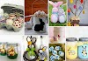 Πρωτότυπες Ιδέες- Χειροποίητες Κατασκευές για Πασχαλινά Bazaar
