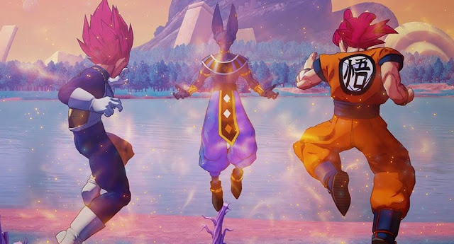 """""""Dragon Ball Z: Kakarot"""": Beerus will arrive in the first DLC (downloadable)"""