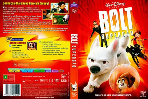 Bolt: Supercão (Bolt) Torrent - BluRay Rip