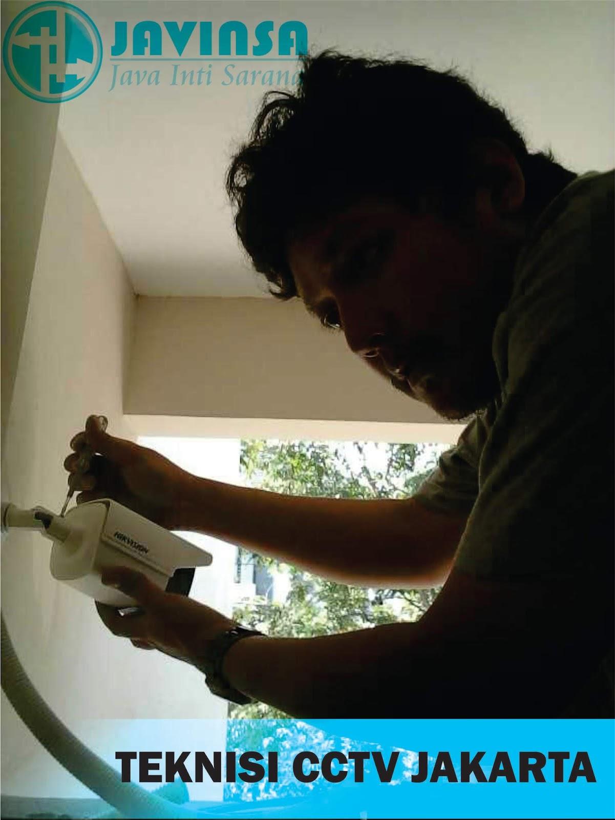 Teknisi CCTV Jakarta