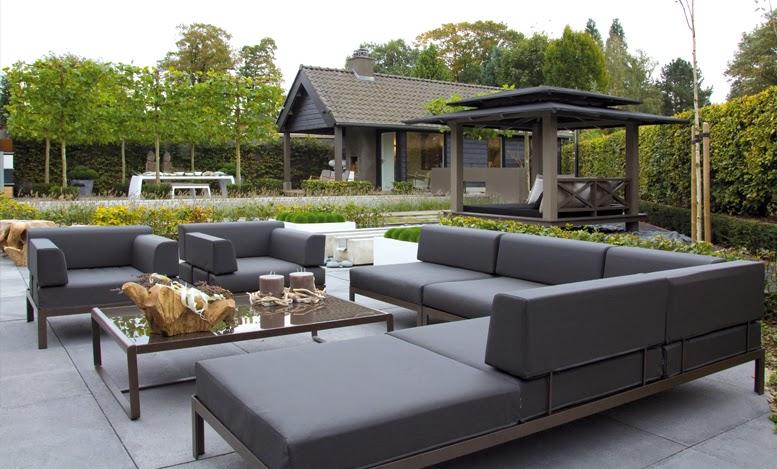 d couvrir l 39 endroit du d cor jardin zen contemporain. Black Bedroom Furniture Sets. Home Design Ideas