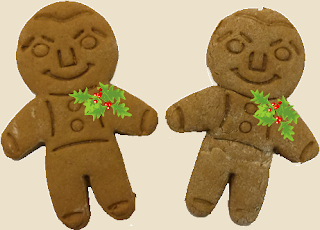 Peparkakor Gingerbread Men