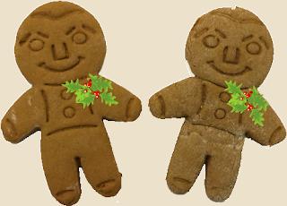Peparkakor Gingerbread Men