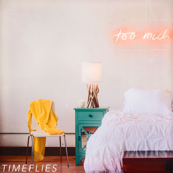 Timeflies - Too Much - EP Cover