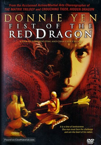 Fist of the Red Dragon 1993 Dual Audio Hindi Movie Download