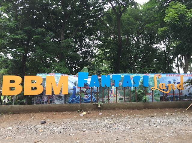 BBM Fantasi Land Malahayu