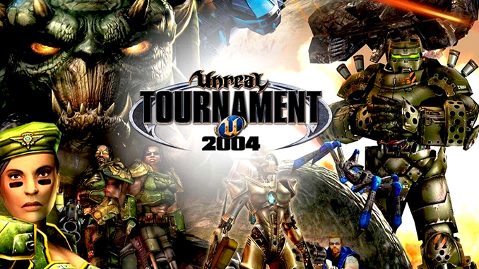 Unreal Tournament 2004: Editor's Choice Edition PC Game Download