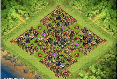 TOP Base Trophy TH 10