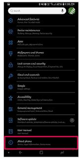 Cara  Menonaktifkan / Mengaktifkan Opsi Pengembang Di Android