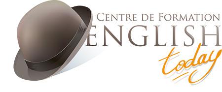 Logo pour un centre de formation english today