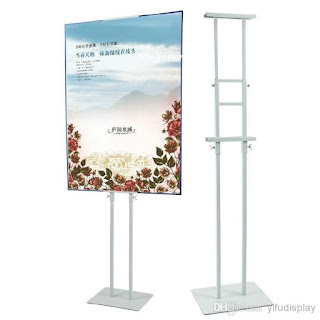 poster display stand