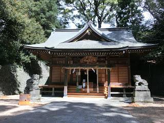五所神社(湯河原町)