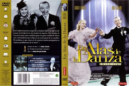 Carátula: En alas de la danza (1936) (Swing Time)