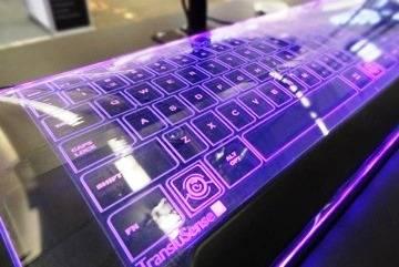 TransluSense Keyboard