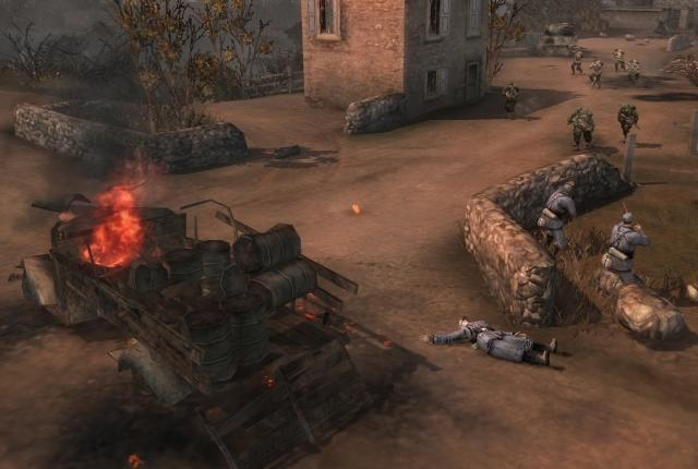 Company of Heroes Tales of Valor Gameplay