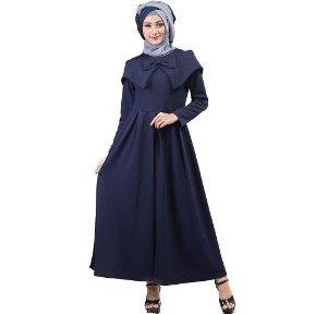 Model Baju Gamis Untuk Pesta Model Cape