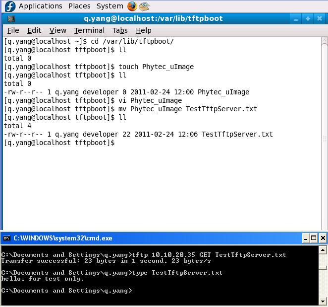 ZaTanSuiBi: TFTP and NFS server set up