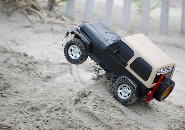 Tamiya Jeep Wrangler cc01