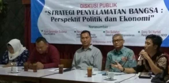 Kasus Novel Bakal Jadi Batu Sandungan Jokowi