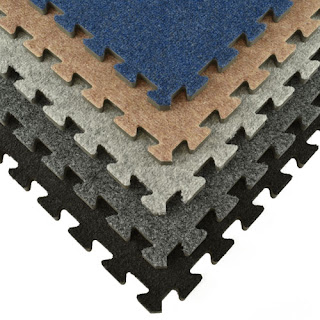 Greatmats foam interlocking carpet tile
