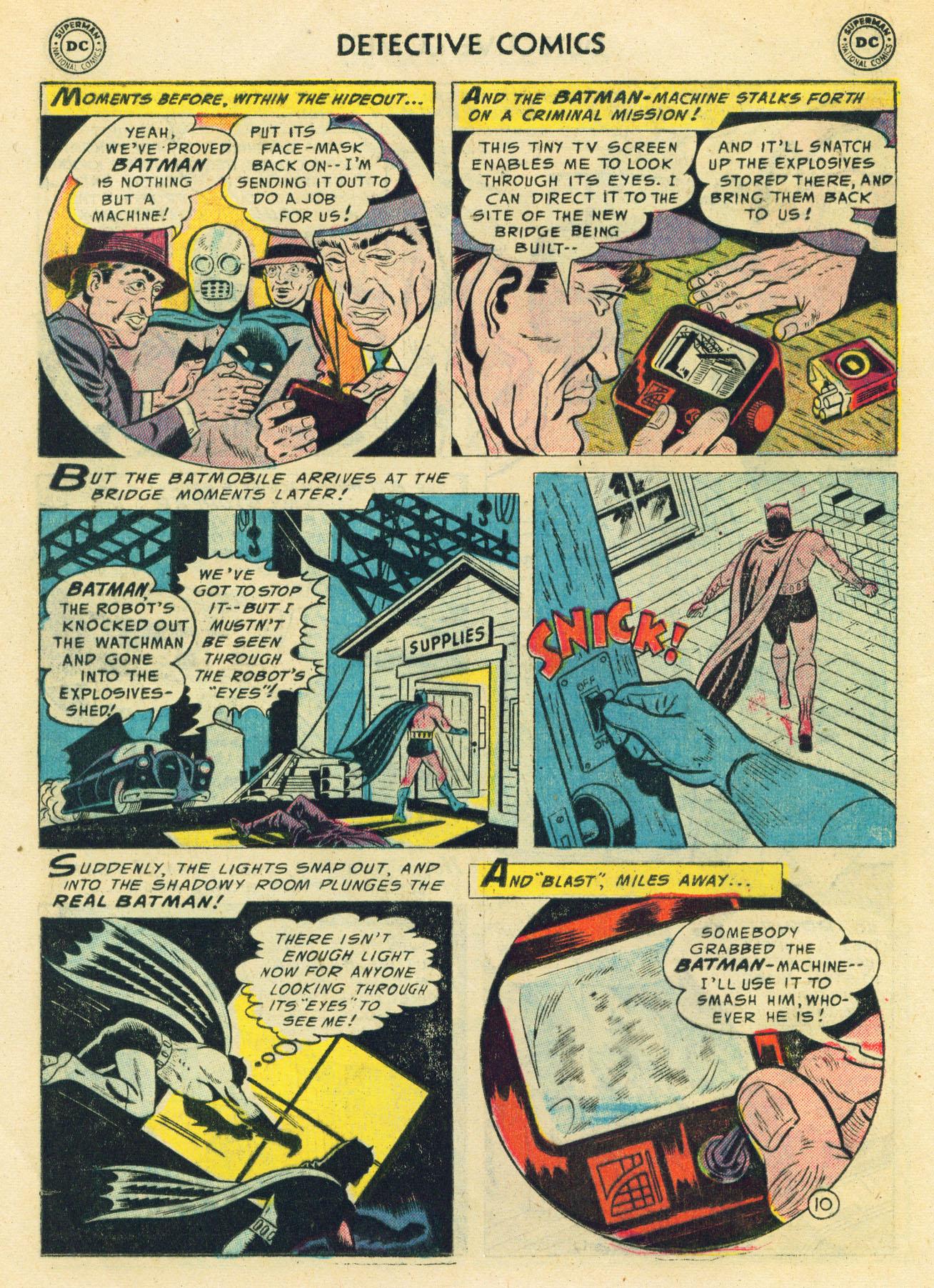 Detective Comics (1937) 224 Page 11
