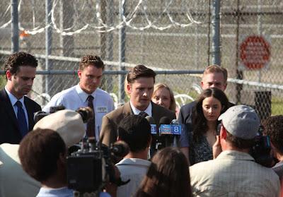 Rectify 1x01 Daniel y la prensa