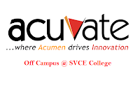 ACUVATE-SOFTWARE-off-campus-svce-college